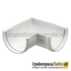 Угловой элемент 90 Docke PREMIUM  ПЛОМБИР  (15шт/уп)